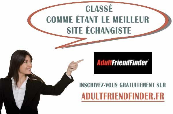 Avis sur le site libertin AdultFriendFinder